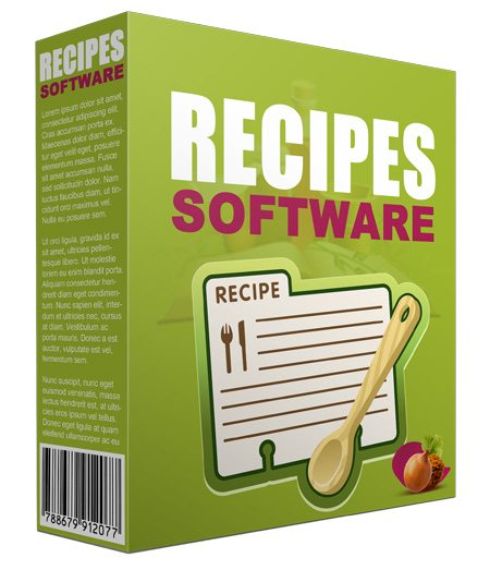Recipes Software