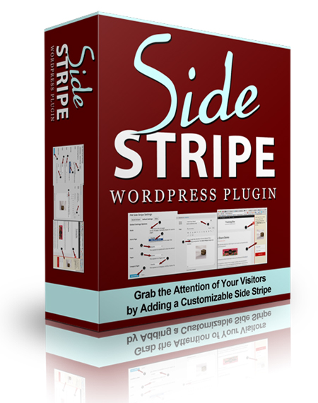 Side Stripe WP Plugin