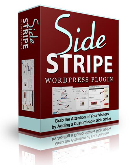 Side Stripe WP Plugin