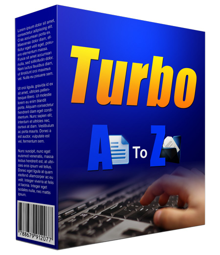 Turbo A to Z Indexing Software