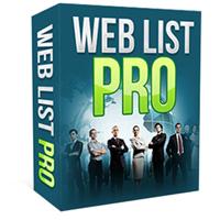 Web List Pro Software