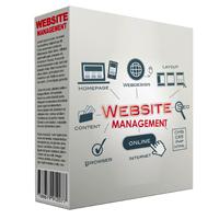 Website Manager Software