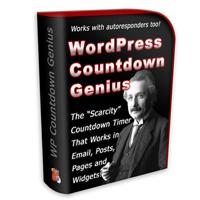 WP Countdown Genius Plugin