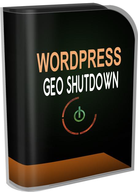 WP Geo Shutdown