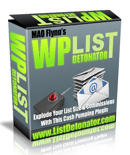 WP List Detonator Plugin