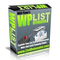 WP List Detonator Plugin
