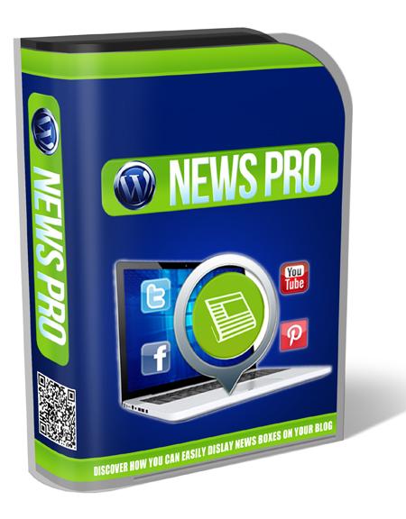 WP News Pro Plugin