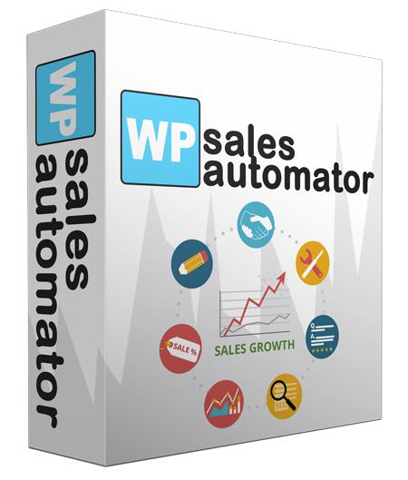 WP Sales Automator WordPress Plugin