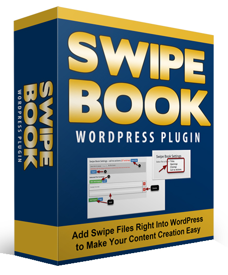 WP Swipe Book Plugin
