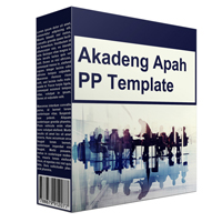 Akadeng Apah Multipurpose Powerpoint Template