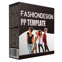 Fashion Design Multipurpose Powerpoint Template