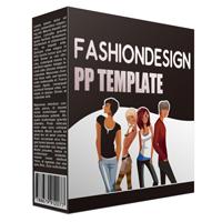 Fashion Design Multipurpose Powerpoint Template