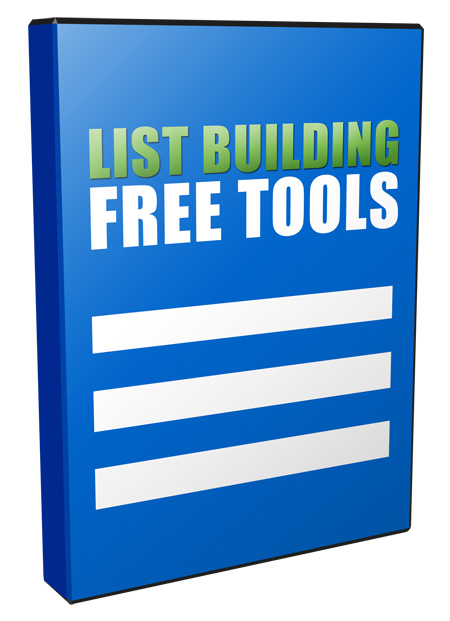Free List Building Tools Video Series