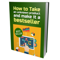 Make an Unknown Product a Best Seller