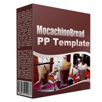 Mocachino Bread Multipurpose Powerpoint Template