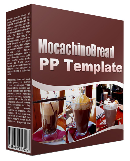 Mocachino Bread Multipurpose Powerpoint Template