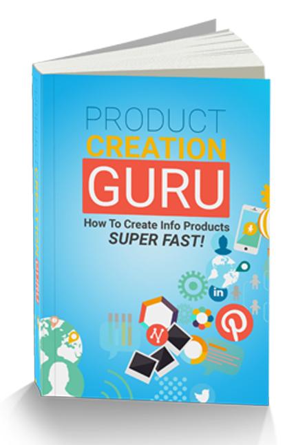 Product Creation Guru