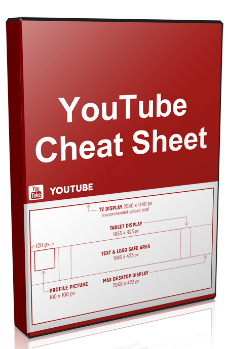 YouTube Cheat Sheet
