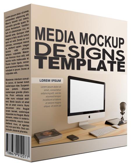 Media Mockup Designs