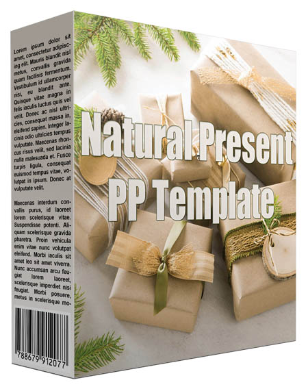 Natural Present Multipurpose PowerPoint Template