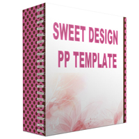 Sweet Design Multipurpose PowerPoint Template