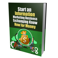 Start An Information Marketing Business