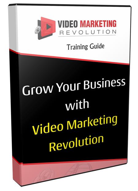 Video Marketing Revolution Video Upgrade