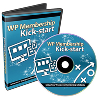 WordPress Membership Kick-Start