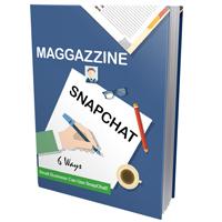 Maggazzine SnapChat