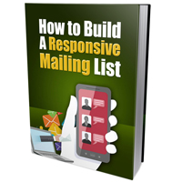 Build A Responsive Mailing List
