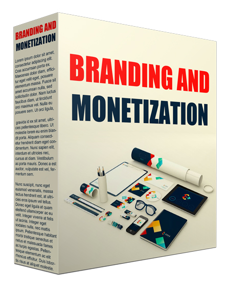 Branding and Monetization Templates