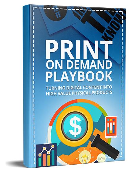 Print On Demand Playbook