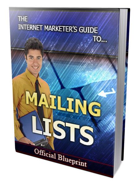 Mailing List Strategies
