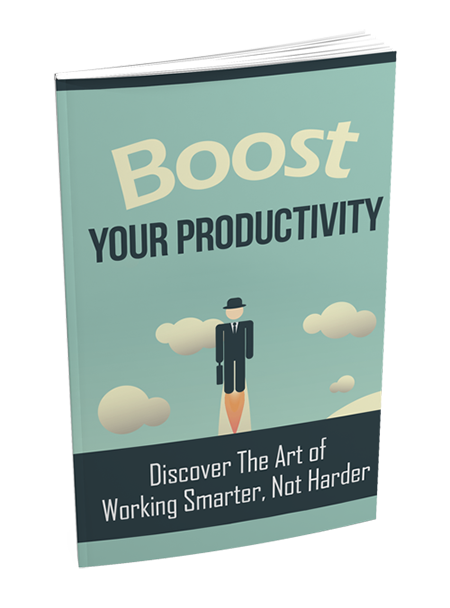 Boost Your Productivity Gold
