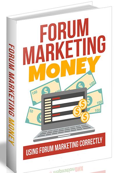Forum Marketing Money