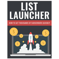 List Launcher PLR
