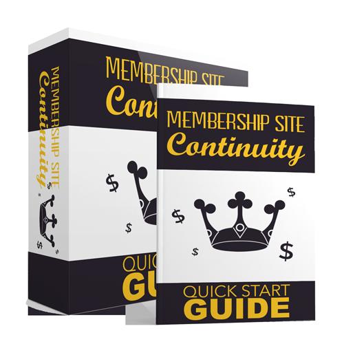 Membership Site Continuity