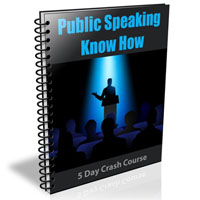 Public Speaking Know How