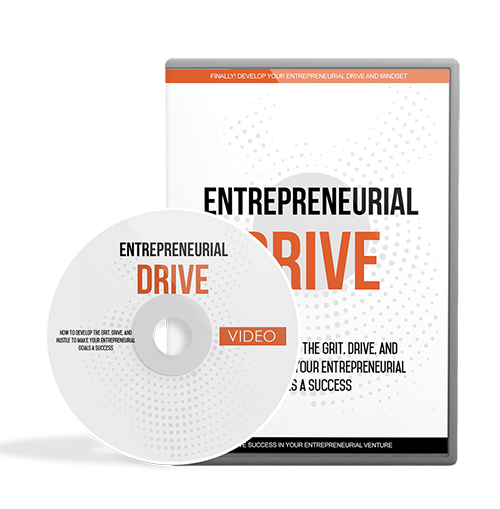 Entrepreneurial Drive Video
