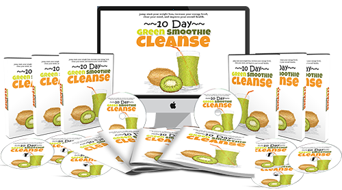 Green Smoothie Cleanse Video