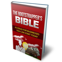 The Bootstrappers's Bible