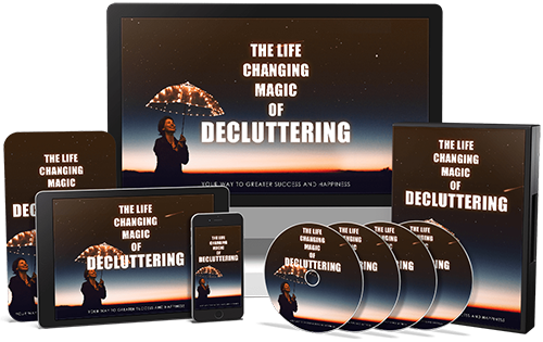 The Life Changing Magic of Decluttering Video