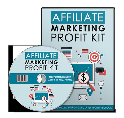 Affiliate Marketing Profit Kit Video