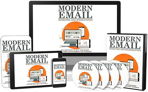 Modern Email Marketing and Segmentation Video