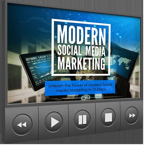 Modern Social Media Marketing Video