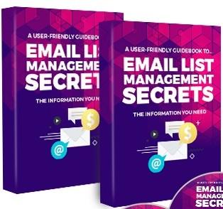 Email List Management Secrets