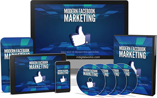 Modern Facebook Marketing Video