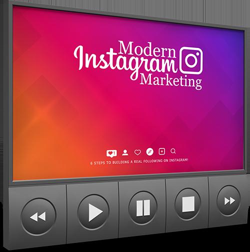 Modern Instagram Marketing Video