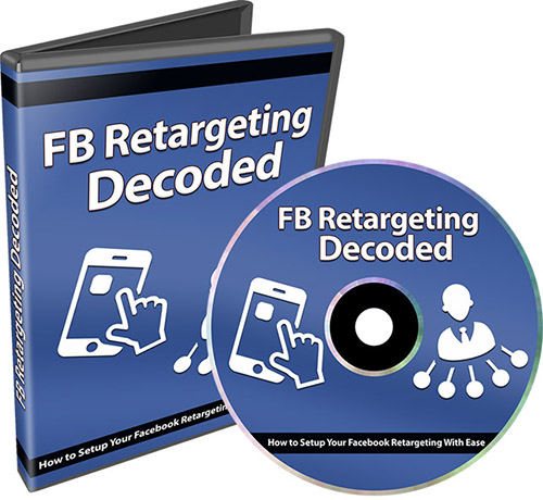 Facebook Retargeting Decoded