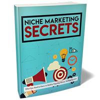 Niche Marketing Secrets